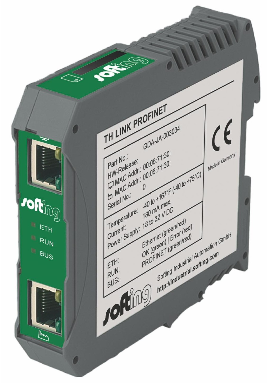 TH LINK PROFINET